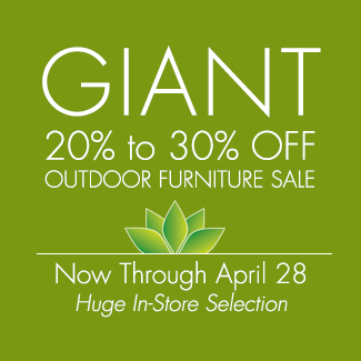 All American Outdoor Living Giant Sale