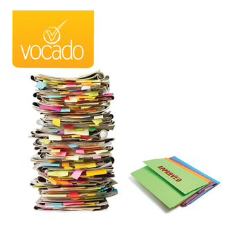 Vocado Print Ads